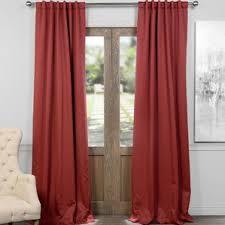 Blackout Curtains White Blackout Curtains You U0027ll Love Wayfair