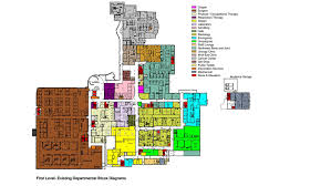 Physical Therapy Clinic Floor Plans Spencer Hospital Master Plan Altus Architectural Studios