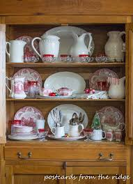 394 best china hutches images on pinterest dish sets antique