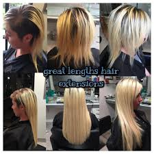 Great Lengths Hair Extensions Dallas by Before After Great Lengths 20