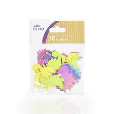 wilko let s create foam stickers animals 36pk at wilko