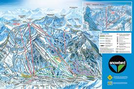 Map Of Colorado Ski Areas by The Ultimate Guide To Snowbird Utah 2017 Snowpak