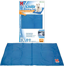 Kennel Mats Outdoor by Amazon Com Hugs Pet Products Chillz Pad Comfort Cooling Gel Pet