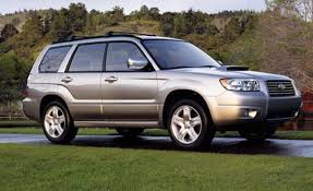 subaru xt 1989 2007 subaru forester 2 0xt related infomation specifications
