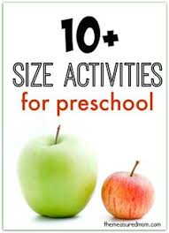 big and small worksheets for preschool look we u0027re learning