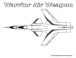 fighter jet planes coloring airplane gekimoe u2022 24357