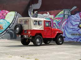 red land cruiser 1981 fj40 freeborn red fj40 338609