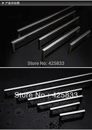 Pull Handles For Kitchen Cabinets Online Get Cheap Steel Pull Handles Aliexpress Com Alibaba Group