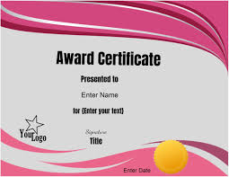 Free Printable Halloween Certificates by Certificate Templates