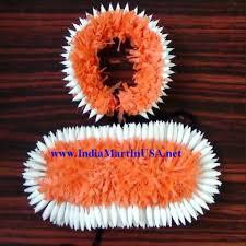 bharatanatyam hair accessories indian classical jewelry flower set for bharatanatyam and