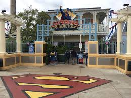 Fright Fest Six Flags Great America Six Flags Great America 5 19 15 Trip Reports Kings Island