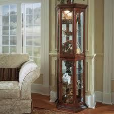 Curio Cabinets Living Spaces Curio Cabinets You U0027ll Love Wayfair
