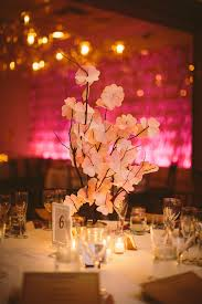 Cherry Blossom Tree Centerpiece by Friday Flowers Ann U0027s Cherry Blossoms Aunt Peaches