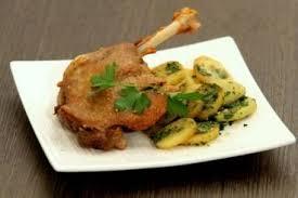 recette de cuisse de canard confite au four pommes sautées à la