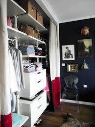beautiful closet idea based on ikea stolmen by patchwork8co