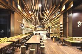 coffee shop restaurant design interior ideas elegant modern