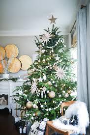 white gold christmas decor u2014 living with landyn