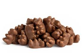 where to buy chocolate covered gummy bears milk chocolate gummy bears gummies chocolates nuts