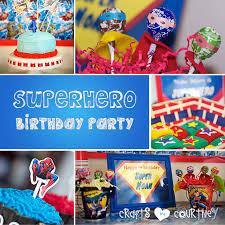 toddler birthday party ideas superherobirthdayparty jpg