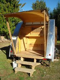 Camper Trailer Kitchen Designs My Chemical Free House Non Toxic Teardrop Trailer