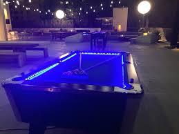 led pool table light pool table led lights led pool table pool table lights led