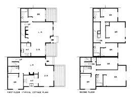 david baker architects parkview commons cottage plans