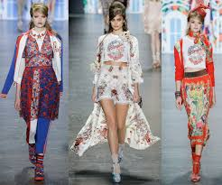 Spring 2017 Trends by Nyfw Spring Summer 2017 Breaking Trends Tory Burch Delpozo And