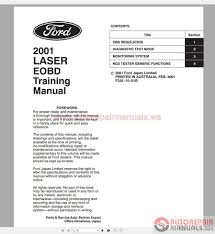 ford laser 2001 workshop manual auto repair manual forum heavy