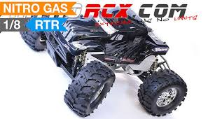 1 8 scale 2 4ghz exceed rc monster truck madbeast nitro gas rtr