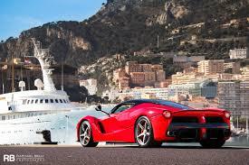 laferrari back 2014 laferrari in rosso corsa color rear photo yacht