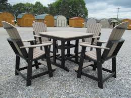 Adirondack Outdoor Furniture Lancaster Poly Patios Home