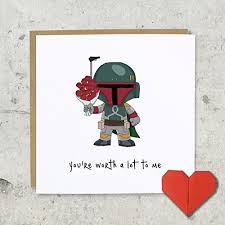 wars valentines day wars valentines cards and matching puns