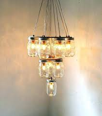 mason jar lights lowes mason jar chandelier lowes biten me