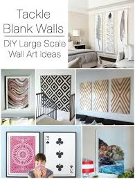 Best 25 Diy Living Room by Large Wall Decorating Ideas For Living Room Best 25 Decorating