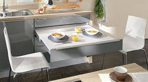 table cuisine tiroir fonctionnalit礬s cuisines ixina