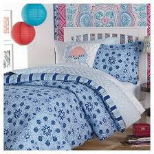 Twin Extra Long Comforter Blue Mihi Comforter Set Twin Extra Long John Robshaw Target