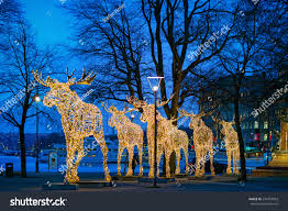 stockholm 1 dec group mooses made stock photo 234703903 shutterstock