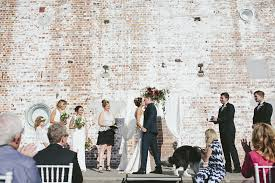 wedding backdrop modern brick wall wedding backdrop image 393990 polka dot