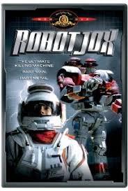 Robot Jox affiche