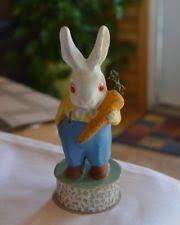 paper mache rabbit paper mache rabbit ebay