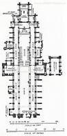 plan of exeter cathedral of exeter cathedral