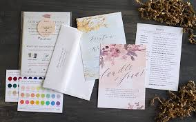Marriage Invitation Sample Free Wedding Invitation Samples From Elli