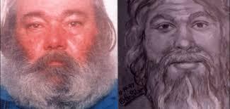 police sketches versus photos of actual criminals nailed it