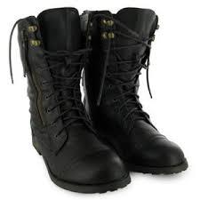 buy combat boots womens combat boots polyvore