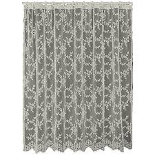 Shower Curtains Bed Bath And Beyond Downton Abbey Yorkshire Collection Lace Shower Curtain Bed Bath