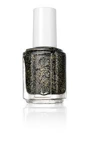 essie glow your own way gold glitter nail polish u0026 nail colour