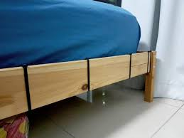 Fix Bed Frame Breaking And Fixing Ikea Bed Frame Kyension