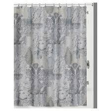 Target Gray Shower Curtain Heirloom Shower Curtain Gray Creative Bath Target