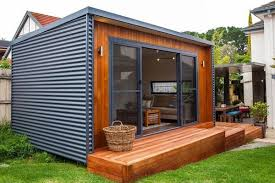shed idea garden shed ideas backyard retreat modern shed interior small deck