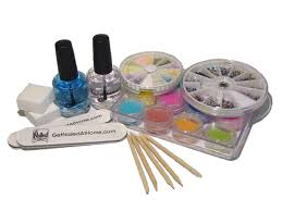 glamour us nail art kit get nailed at home